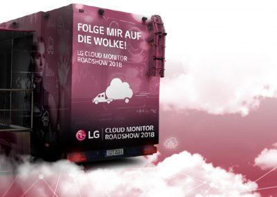 LG Einladung in die Cloud