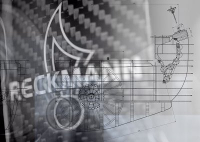 RECKMANN Code Sail Furl Animation