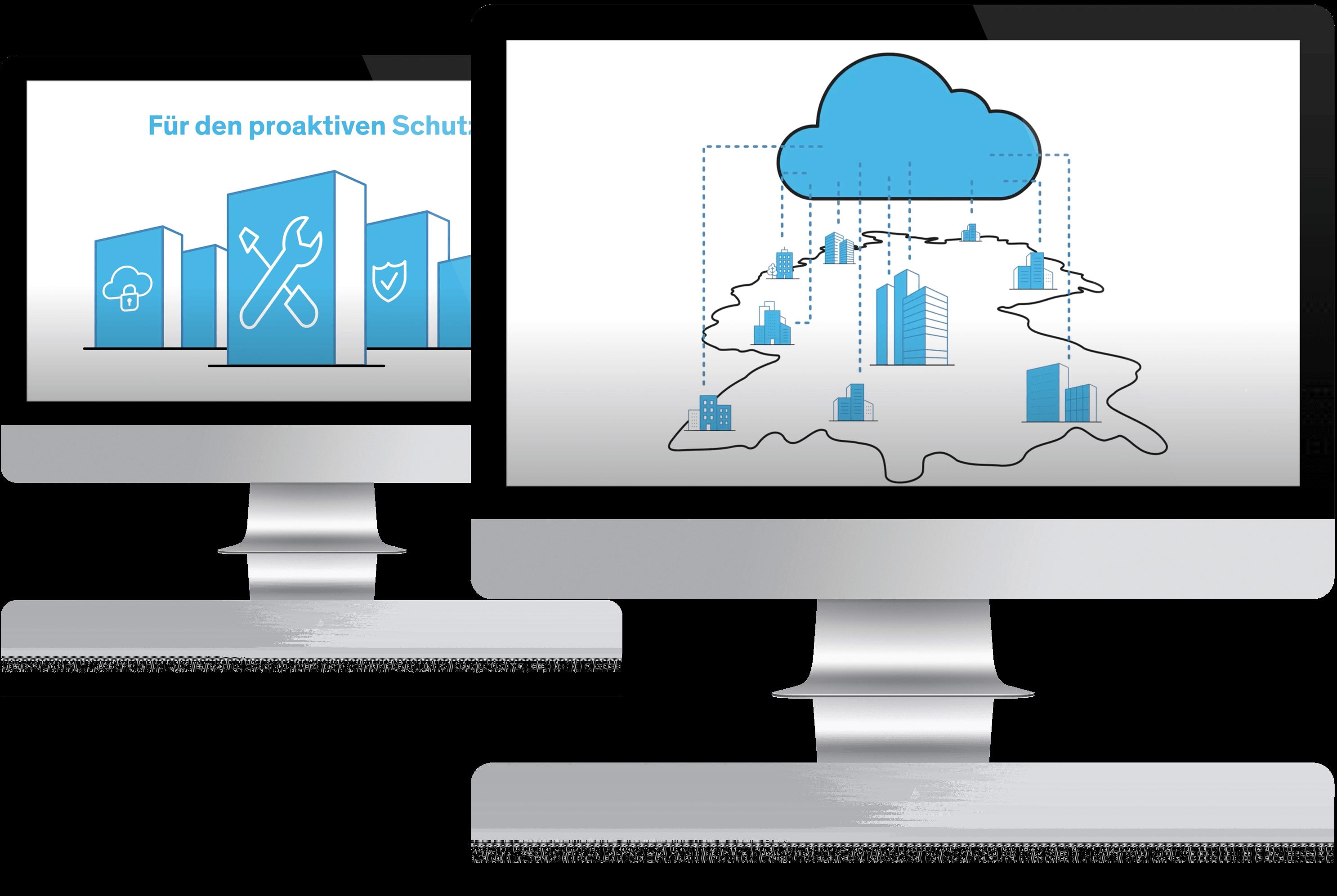 nmf. Animation für ARROW Enterprise Computing Solutions