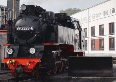 AUERSWALD ITK Infrastruktur Molli Bahn